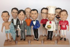 Why Custom Bobbleheads Considered As Best Personal Gift